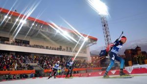 Чемпионат России по биатлону в Тюмени